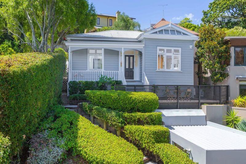 house on Middleton Road, Remuera, Auckland