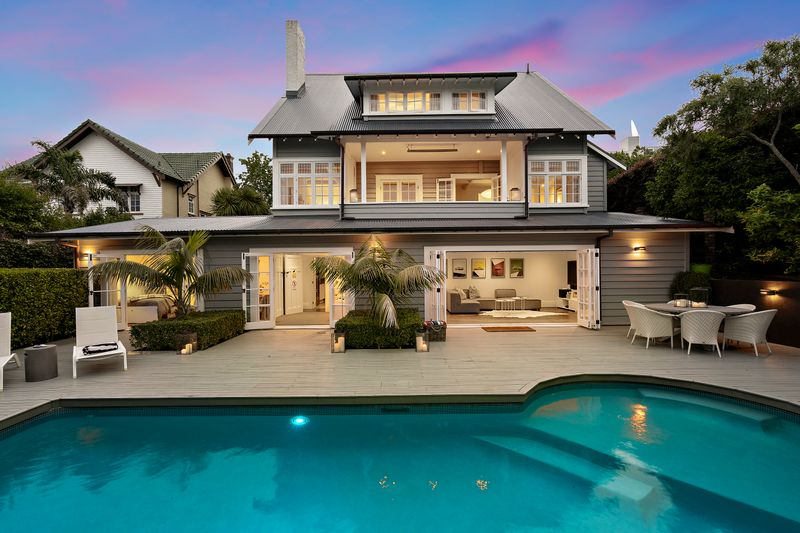 Residential property on 2 Woodley Avenue, Remuera, Auckland